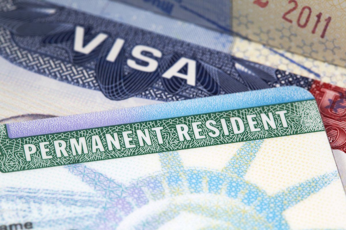 Filing EB-5 application from the Middle East
